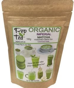 100g Imperial Matcha Organic Green Tea