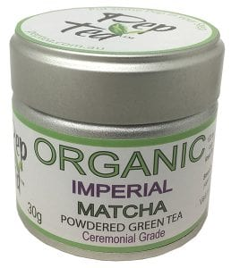 Imperial 30g ceremonial Organic Matcha