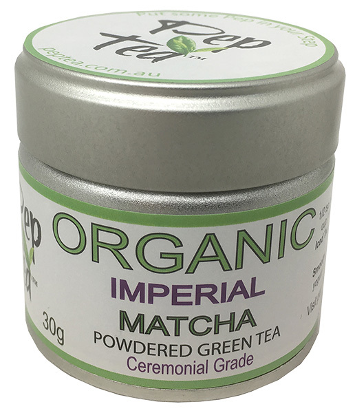 Organic Matcha Imperial Tea Powder - 30g