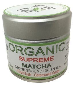 Organic Matcha Supreme Tea Powder 30g