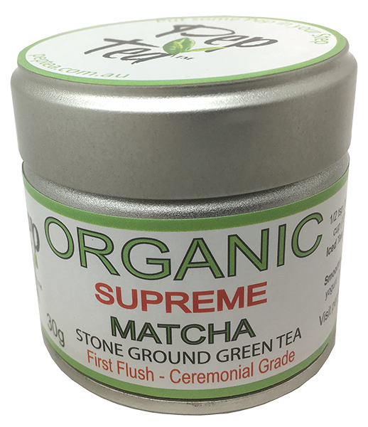 Organic Matcha  Supreme Tea Powder - 30g