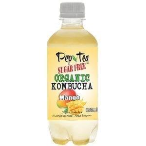 Pep Tea Kombucham mango