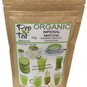 Pep Tea Matcha